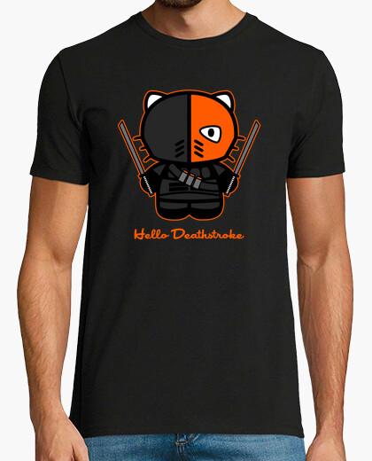 Camiseta Hello Deathstroke