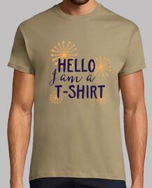 Hello i Am a shirt