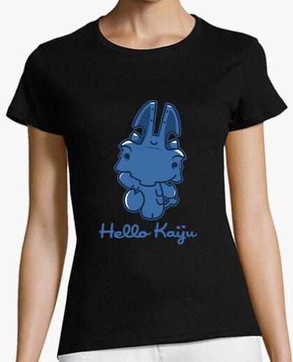 Camiseta Hello Kaiju