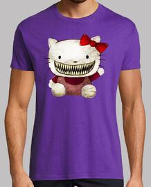 hello kitty friki camisetas