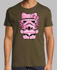 Hello kitty star wars stormtrooper cine tv friki Chewbacca darth vader leia skywalker c3po r2d2 boba