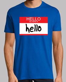 Hello mi name is hello