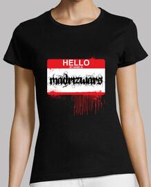 Hello my name is MADRIZWARS negra chica