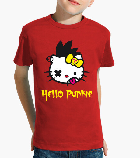 Hello punkie children's clothes