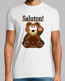 Hello, Saluton