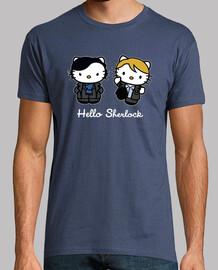 Hello Sherlock y Watson