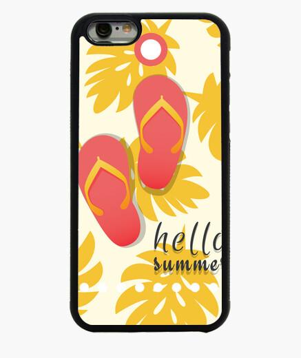 Funda iPhone 6 / 6S Hello summer