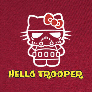 Hello Trooper T-shirts