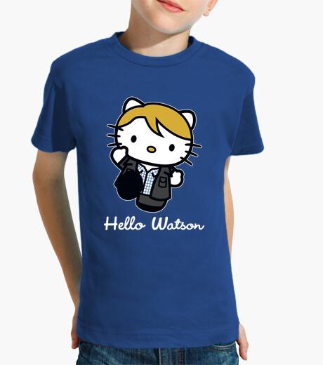 Ropa infantil Hello Watson
