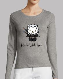 Hello Witcher