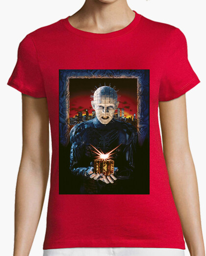 Hellraiser 1987 Movie T-shirt for Men or Women