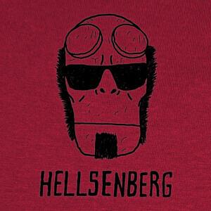 Camisetas Hellsenberg
