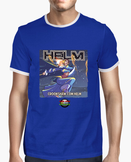 Helm - Male Edition t-shirt