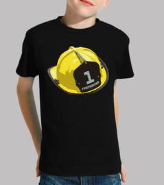 helmet / nº1 / fireman