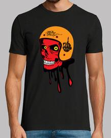 Helmet Skull Rouge