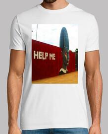 Help Me Grafiti - Camiseta Hombre