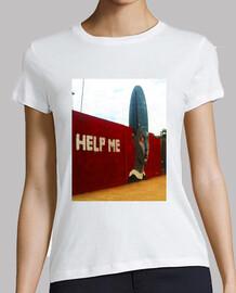 Help Me Grafiti - Camiseta Mujer