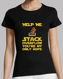 Help me Stack Overflow