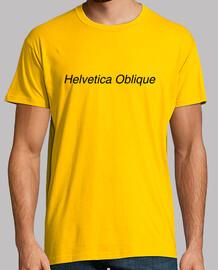 helvetica oblique