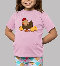 hen-child