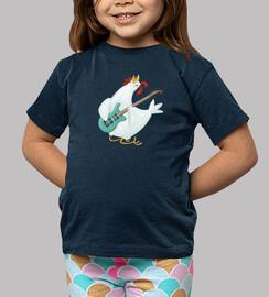 henne rock'n'roll - camiseta kind