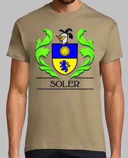 heraldic coat of arms of soler