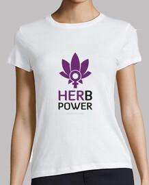 Herb Power Chica - weedgirls.com