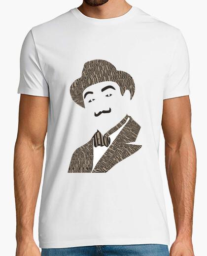 Camiseta Hércules Poirot