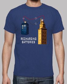 hercules tower - tardis