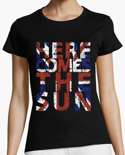 Camiseta Here Comes The Sun