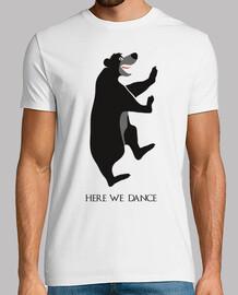 Here we dance