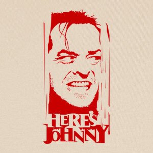 Here's Johnny T-shirts
