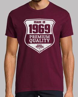 Hergestellt im Jahr 1969 Premium-Qualit