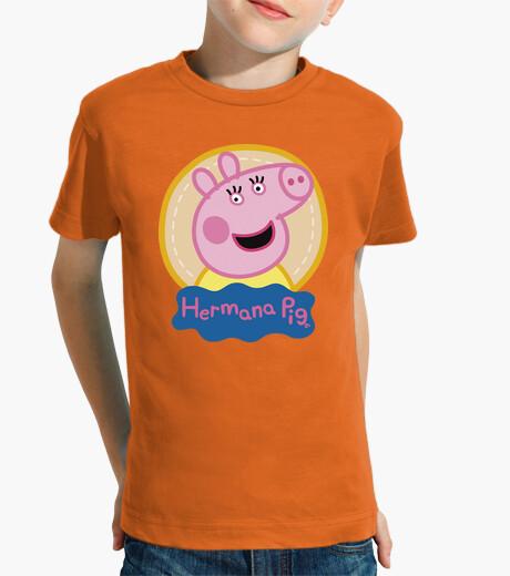 Ropa infantil Hermana Pig