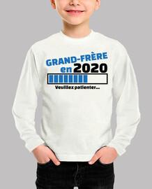 hermano mayor en 2020 por favor espere