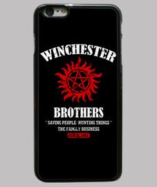 hermanos winchester