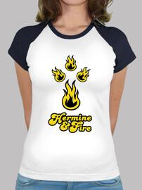 Hermine & fire