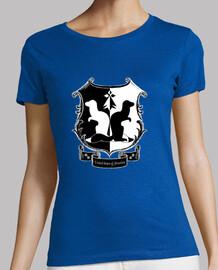 hermine coat of arms - women's tank top