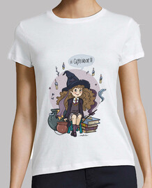 Hermione camiseta chica