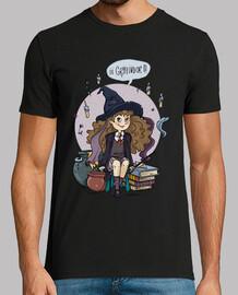 Hermione camiseta chico