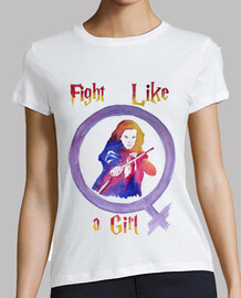 Hermione Fight Like a Girl