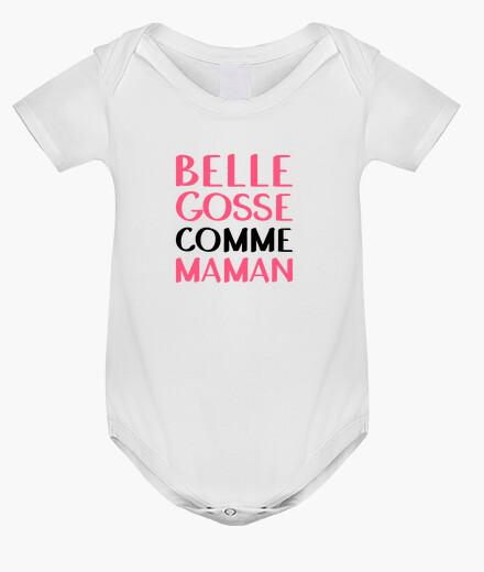 Ropa infantil hermoso niño mamá bebé nacimiento