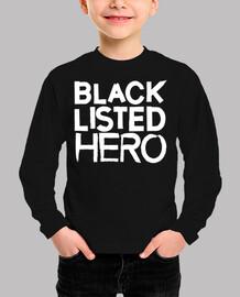 héroe de la lista negra
