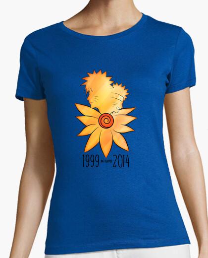 Héroe de nueve colas - mujer camiseta