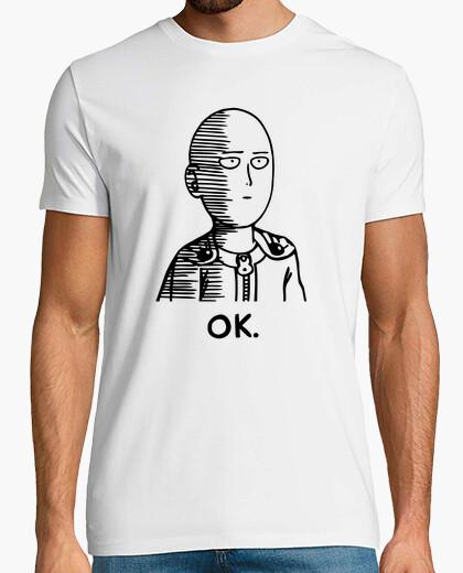 Camiseta héroe ok