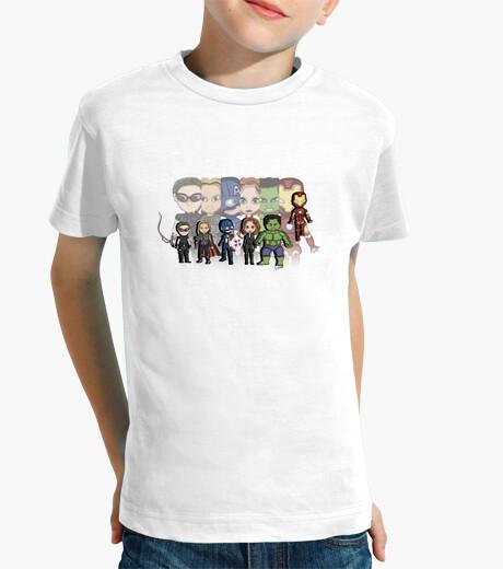Ropa infantil Heroes - Camiseta niño