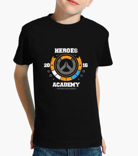 Ropa infantil Heroes Academy
