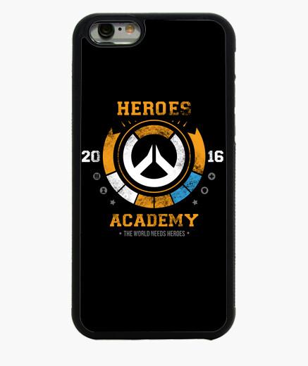 Funda iPhone 6 / 6S Heroes Academy 3.0