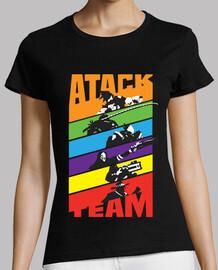 Heroes: Atack Team
