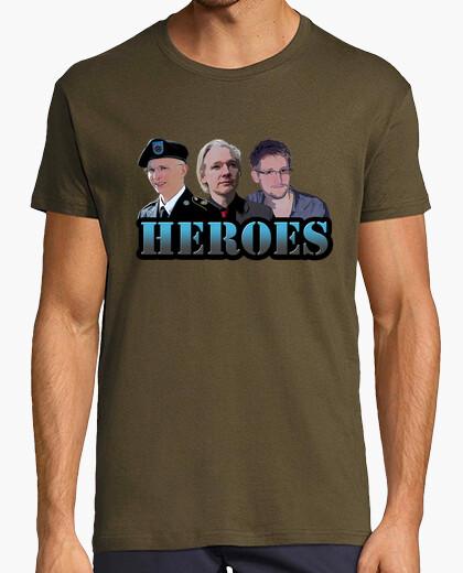 Camiseta Heroes CS